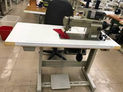 Industrial Sewing Machine – Plain Machine (Auto)