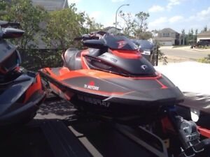Winter 2016 SEADOO blow out 300 RXTX and GTX155 S