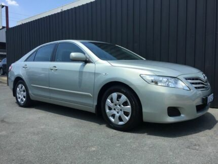 2009 Toyota Camry MY10 Altise Grey 5 Speed Automatic Sedan Phillip Woden Valley Preview