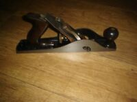 STANLEY No 10 BENCH REBATE PLANE IN VERY GOOD CONDITION.