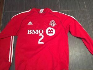 Official Team Issued Toronto FC Training Soccer Jerseys