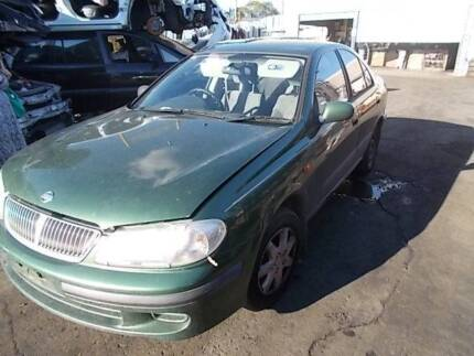 Nissan Pulsar N16 12/2000, Auto. NOW WRECKING!!! Calamvale Brisbane South West Preview