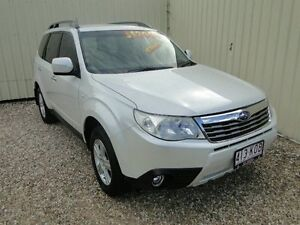 2008 Subaru Forester 79V MY08 XS AWD White Automatic Wagon Parramatta Park Cairns City Preview