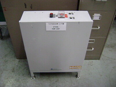 2374  Ebara Type Vif-aa3lrx Control Panel