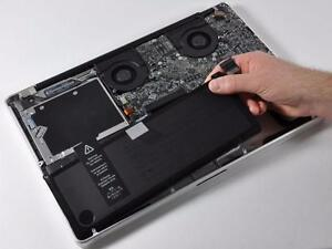 MACBOOK PRO, MACBOOK AIR, MACBOOK PRO RETINA BATTERY REPLACEMENT