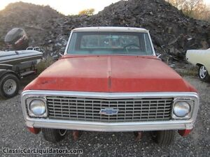 "1969-72 CHEV or GMC Pickup Truck ""Body Only"""