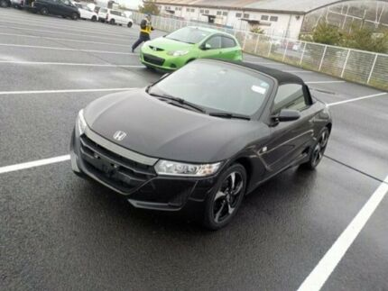 NEW MY17  HONDA S660 COUPE 6 SPEED MANUAL Five Dock Canada Bay Area Preview