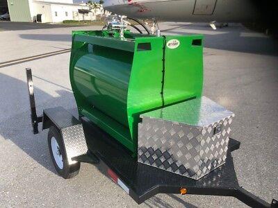 Fuel Trailer 200 Gallon