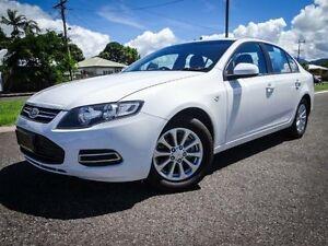 2012 Ford Falcon FG MK2 XT White 6 Speed Auto Seq Sportshift Sedan Bungalow Cairns City Preview