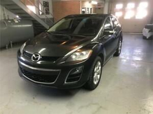 2011 Mazda CX-7 GT AWD/CUIR/TOIT/CAMERA DE RECULLONS/BLUETOOTH