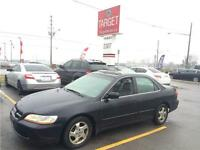 2000 Honda Accord Sdn EX