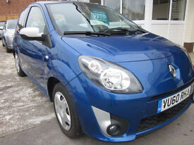 Renault Twingo 1.2 16V ( 75bhp ) 2010MY I Music - ***1 OWNER FROM NEW...!!**
