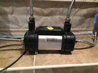 Varispeed New Team Shower Pump