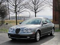 JAGUAR S-TYPE 2.5 V6 AUTOMATIC ***** ONLY 7000 MILES **** FULL LEATHER