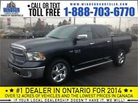 2015 Ram 1500 Big Horn - $37,190+HST - WINDSORCHRYSLER.COM