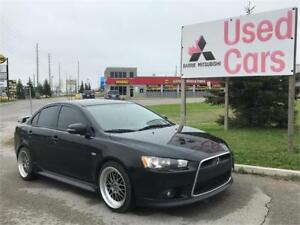 2015 Mitsubishi Lancer SE *SUNROOF *LOW KM *18INCH *WARRANTY