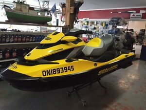 2009 Seadoo RTX IS 255 Supercharged