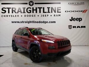 2016 Jeep Cherokee Altitude, Cold Weather Group, Heated Seats, L