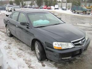 1999/2003/ ACURA 3.2TL (FOR PARTS ONLY)
