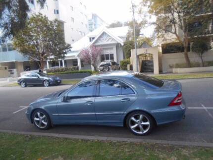 2006 Mercedes-Benz C180 Sedan. Last 3 weeks for sale!