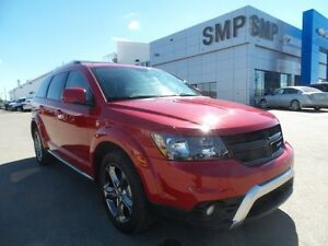 2016 Dodge Journey Crossroad 3.6L V6 - 7 Passenger, Leather Int,