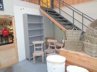 The Barn Bath a developing retail site,hallway space available. Permanent/ temporary.