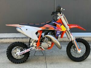 2019 KTM 50 SX Epping Whittlesea Area Preview