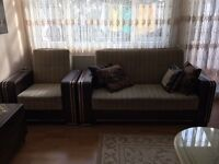 Sofa bed with under storage!!!