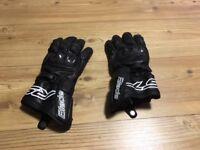 RST Blade Leather gloves