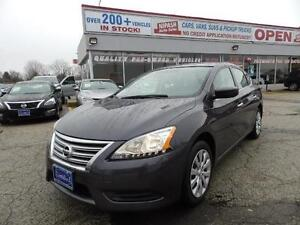 2014 Nissan Sentra S ECO,1-OWNER SERVICE IN DEALER ONTARIO CAR
