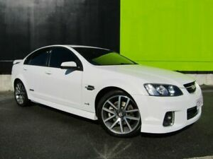 2012 Holden Commodore VE II MY12 SS-V White 6 Speed Automatic Sedan Underwood Logan Area Preview