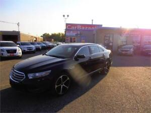 2014 FORD TAURUS SEL 4 CYL SPACIOUS NAVI CAMERA EASY FINANCE