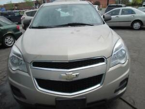 CHEVROLET EQUINOX 2011 AWD(4X4) CLEAN LOW KM  WARRANTY
