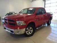 2014 Ram 1500 OUTDOORSMAN ROUGE 4X4 HEMI QUAD CAB UCONNECT