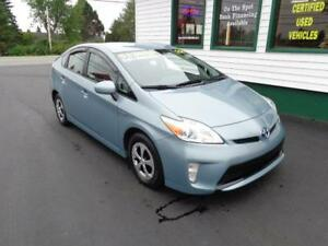 2012 Toyota Prius for only $139 bi-weekly all in!