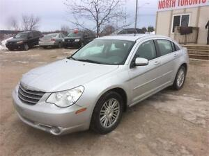 2008 CHRYSLER SEBRING TOURING - LEATHER - SUNROOF - AUTOMATIC