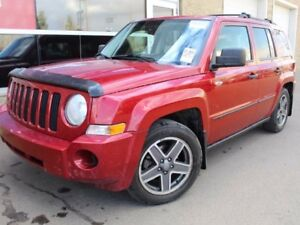 2009 Jeep Patriot Sport 4x4 / Heated Front Seats