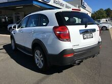2014 Holden Captiva CG MY14 7 LT (AWD) White 6 Speed Automatic Wagon Young Young Area Preview