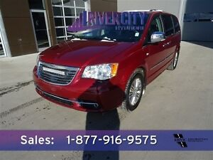2014 Chrysler Town & Country 30TH ANNIVERSARY Leather,  Heated S