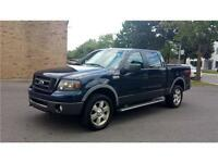 ***2006 Ford F-150 FX4 / SUPERCREW/AUTO / MAGS/4X4/TOIT / CUIR**