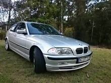 2001 BMW 330i Sedan Beecroft Hornsby Area Preview