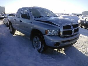 Parting out 2002-2008 DODGE RAM 1500-2500-3500 lots of parts