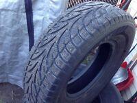 235-75-15 pneus d hiver Dodge