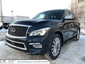 2016 Infiniti QX80 Technology Pkg