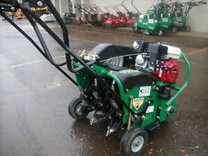 Aerating, Rolling!! (SIT-ON) 2 drums, Fertilizing, Lawn Cutting! Windsor Region Ontario image 2