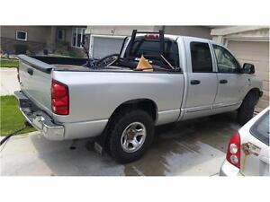 2008 DODGE RAM 1500 QUAD CAB SAFETIED
