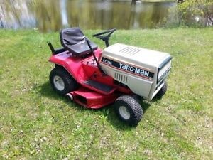 "YardMan LT-1238 Riding Lawn Tractor for sale 38"" Deck"