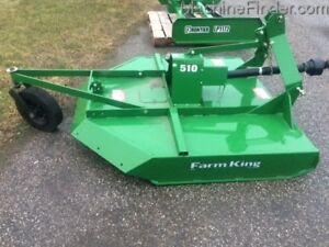2016 Buhler Y510S Rotary Cutter