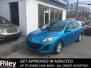 2011 Mazda Mazda3 GX STARTING AT $94.23 BI-WEEKLY