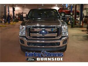 2015 Ford Super Duty F-250 SRW XLT! 8 Foot Box